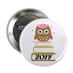 "2017 Top Graduation Gifts 2.25"" Button"