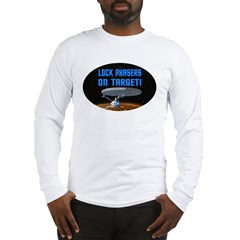 ST: Phasers Long Sleeve T-Shirt