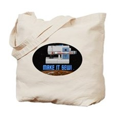 ST: Make It Sew Tote Bag