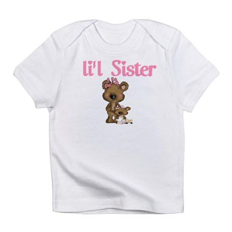 little sister bear Infant T-Shirt