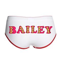 Bailey Women's Boy Brief