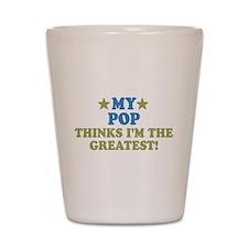 My Pop Shot Glass