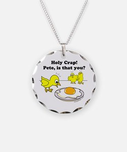 Holy Crap! Pete, is that you? Necklace