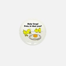Holy Crap! Pete, is that you? Mini Button (10 pack