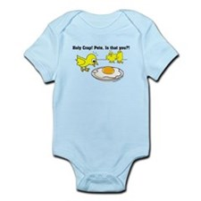 Holy Crap! Pete, is that you? Infant Bodysuit