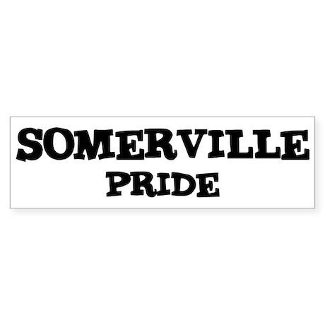 Somerville Pride Bumper Sticker