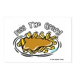 Pass The Gravy Postcards (Package of 8)