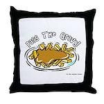 Pass The Gravy Throw Pillow