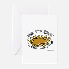 Pass The Gravy Greeting Cards (Pk of 10)