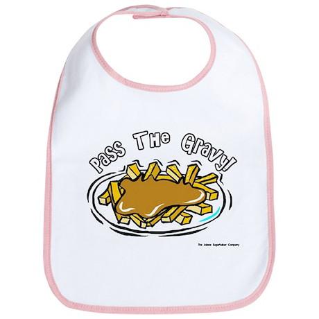 Pass The Gravy Bib