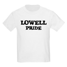 Lowell Pride Kids T-Shirt