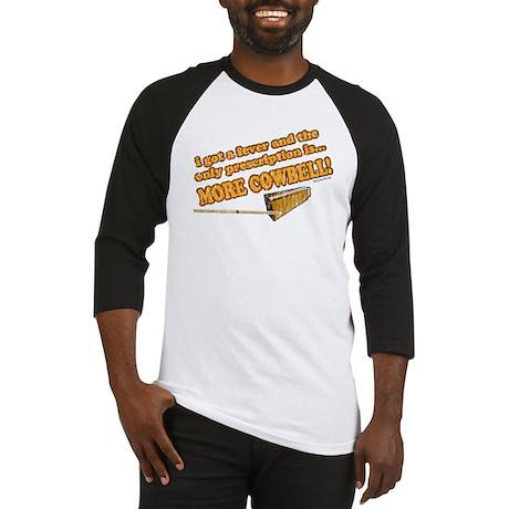 SNL: Cowbell Baseball Jersey