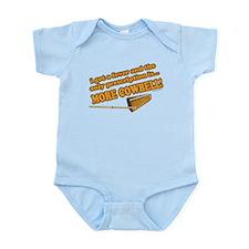 SNL: Cowbell Infant Bodysuit