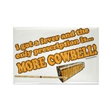 SNL: Cowbell Rectangle Magnet (10 pack)