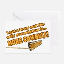 SNL: Cowbell Greeting Cards (Pk of 10)