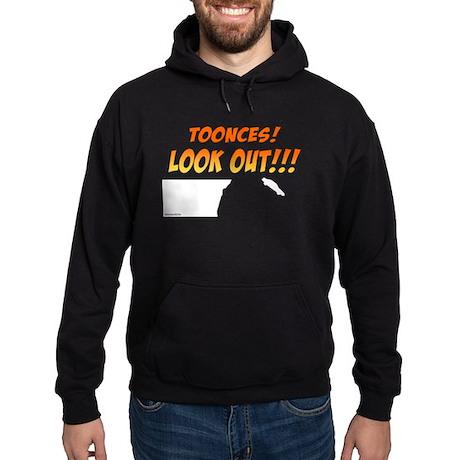 SNL: Toonces Hoodie (dark)