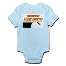 SNL: Toonces Infant Bodysuit