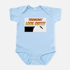SNL: Toonces Infant Bodysuit