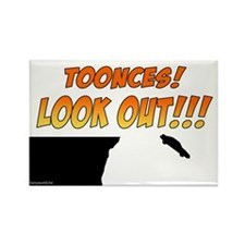 SNL: Toonces Rectangle Magnet (10 pack)