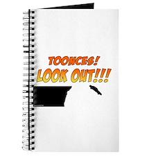 SNL: Toonces Journal