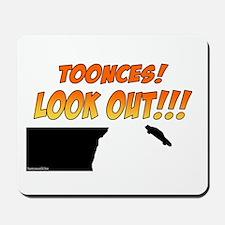 SNL: Toonces Mousepad