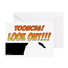 SNL: Toonces Greeting Cards (Pk of 10)