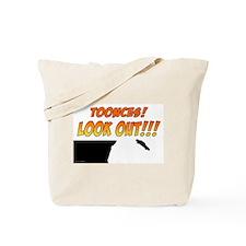 SNL: Toonces Tote Bag
