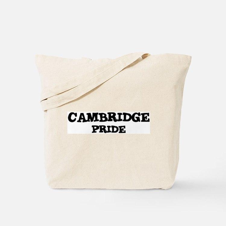 Cambridge Pride Tote Bag