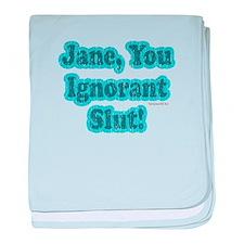 SNL: Jane baby blanket