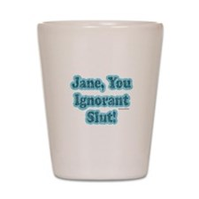 SNL: Jane Shot Glass