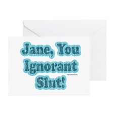 SNL: Jane Greeting Cards (Pk of 10)
