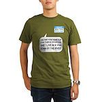 SNL: Van Organic Men's T-Shirt (dark)