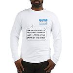 SNL: Van Long Sleeve T-Shirt