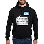 SNL: Van Hoodie (dark)