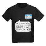 SNL: Van Kids Dark T-Shirt