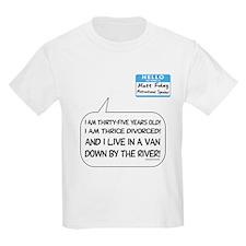 SNL: Van T-Shirt