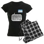 SNL: Van Women's Dark Pajamas