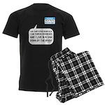 SNL: Van Men's Dark Pajamas