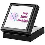 Sexy Dental Assistant Keepsake Box