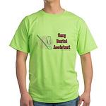 Sexy Dental Assistant Green T-Shirt