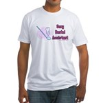 Sexy Dental Assistant Fitted T-Shirt