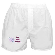 Sexy Dental Assistant Boxer Shorts