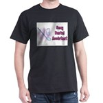Sexy Dental Assistant Black T-Shirt