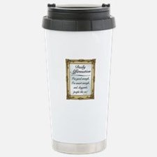 SNL: Affirmation Travel Mug