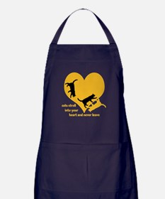 Cats Apron (dark)