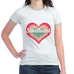 Sweetheart Jr. Ringer T-Shirt