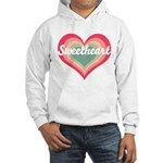 Sweetheart Hooded Sweatshirt