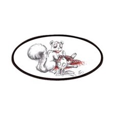 Zombie Squirrel Patches