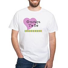 Grandpa To Be Stripes Shirt