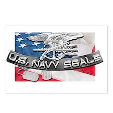 Cute Navy Postcards (Package of 8)